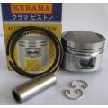 "Поршень ""Kurama CH125cc"" 52.5mm"