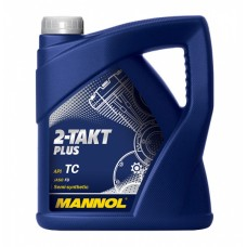 "Масло для 2-х тактных двигателей Mannol ""2-TAKT PLUS"""
