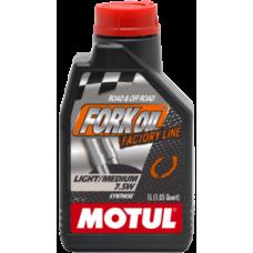 "Вилочное масло Motul ""Fork Oil Factory Line Light/Medium 7.5W"""