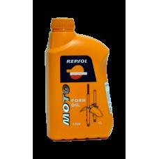 "Вилочное масло Repsol ""MOTO FORK OIL 10W"""