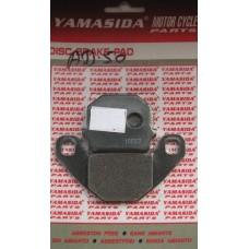 "Тормозные колодки ""Yamasida"" - AD-50"