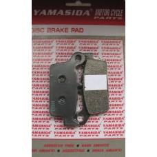 """Тормозные колодки """"Yamasida"""" - Honda Lead 90"""